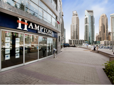 Hamptons International Dubai Marina