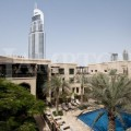 Huge 1 bedroom with study and nice pool view in Attareen