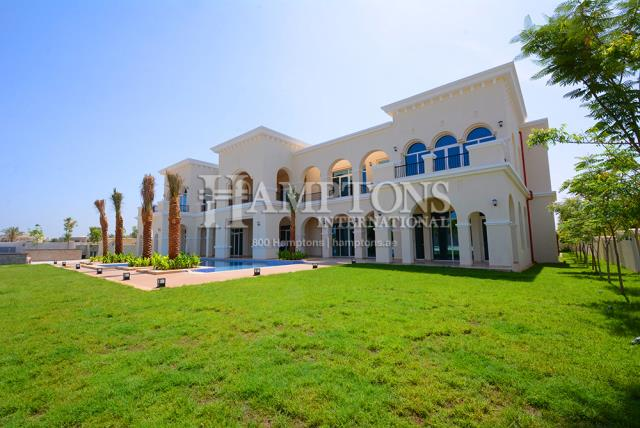 Ultra chic brand new mansion in Emirates Hills