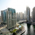 Large 2BR with partial Marina view