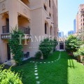 Garden and terrace 3BR plus maids