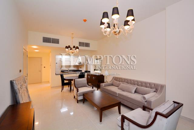 Chic 1BR Fully Furnished Polo Residence