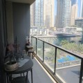 Furnished 1BR with Marina View