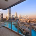 3BR + maids Burj Khalifa / Fountain view