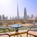 Largest 2BR with Burj Kalifa view