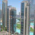 High Floor Vacant 2BR Burj Khalifa View