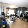Furnished 2BR + Maid | Partial Marina View