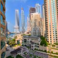 Partial Marina View | Large 4BR in Al Mesk